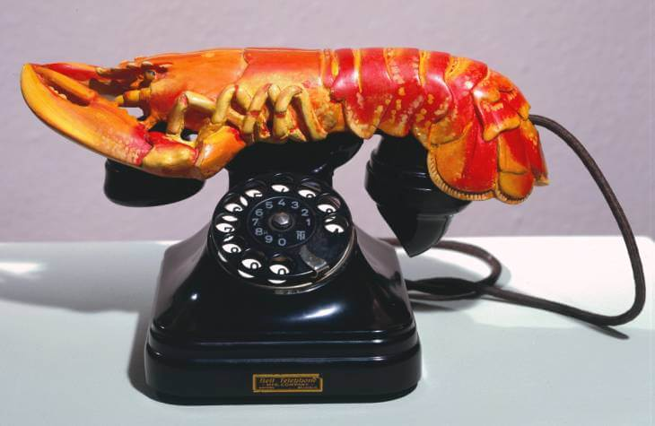 Dali Lobster Telephone