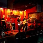 The Peterson Brothers at Continental Club in Austin TX (photo by Sheila Scarborough)