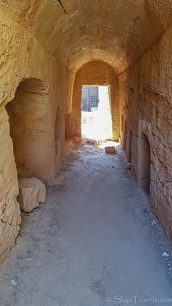 Tomb of the Kings Tunnel