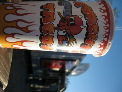 Trailer park eats at Torchy's (photo by Sheila Scarborough)