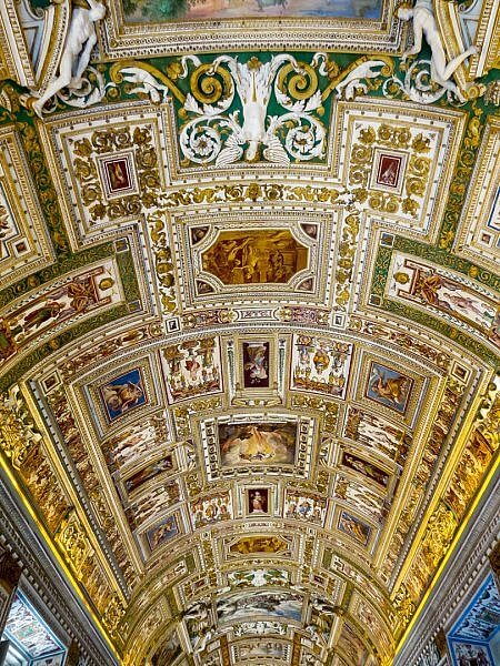Vatican City Museum Art