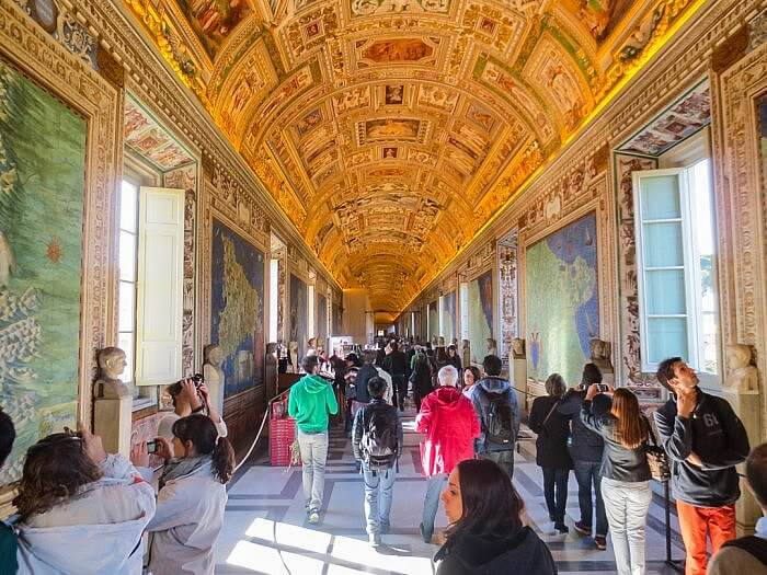 Vatican City Museum Tour