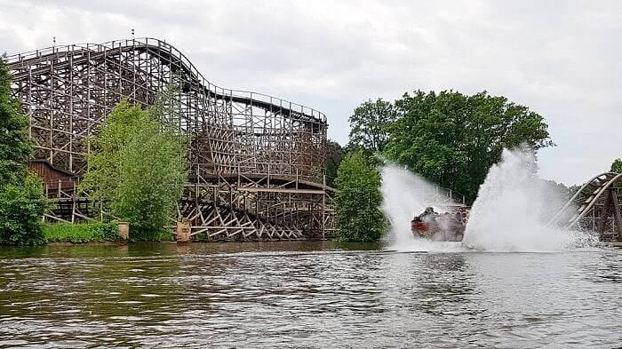 Water Ride at Efteling
