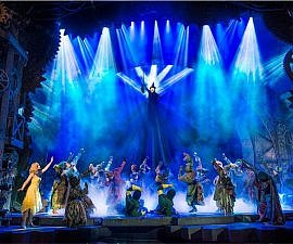 Wicked in London's West End