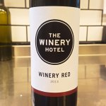 Winery Red from the Winery Hotel