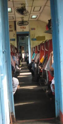 Sri Lanka Train