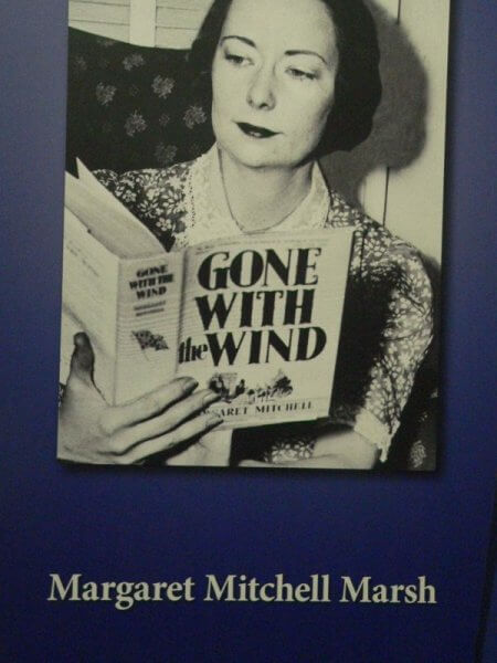 atlanta airport author margaret mitchell