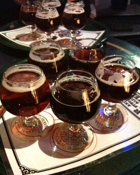 Barleywine Flight