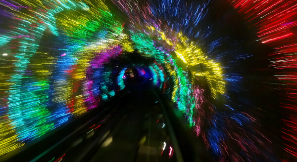 The Bund Sightseeing Tunnel