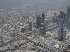 burj khalifa dubai tallest building views