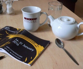 Glasgow Scotland tea