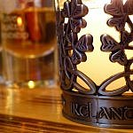 Ireland candlestick