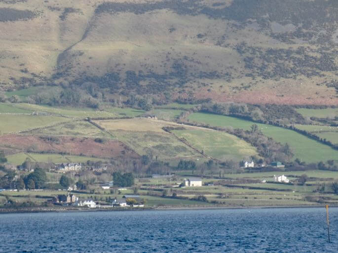 rostrevor northern irleand weather
