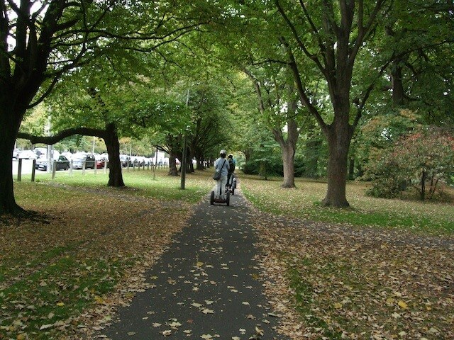 christchurch segway