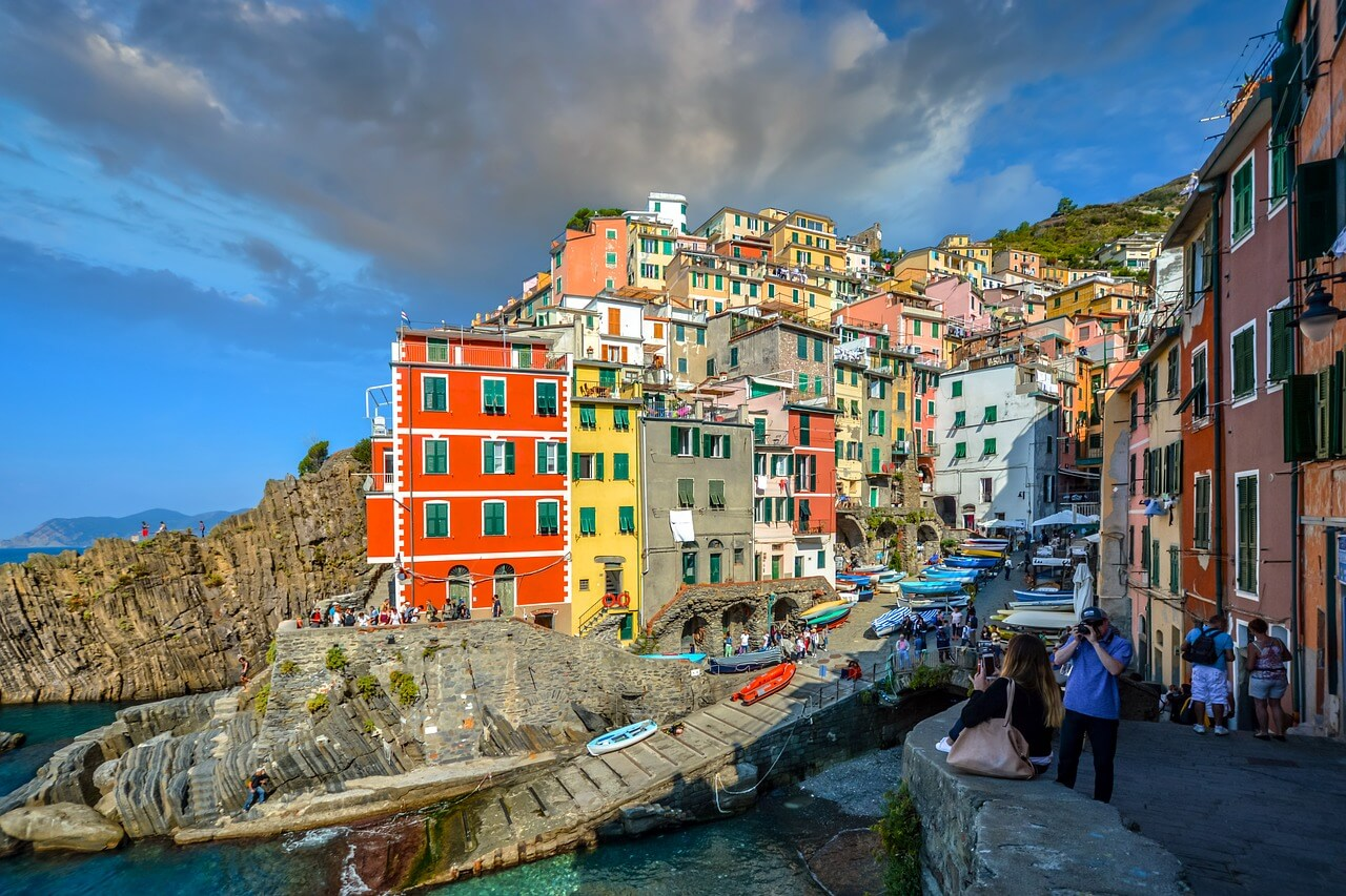 5 reasons to take a city break from florence to cinque terre