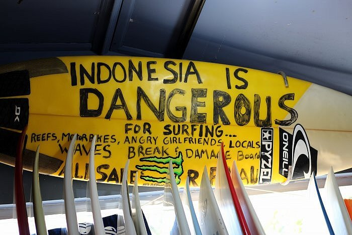 mistakes travelers make in Bali