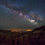 dark skies stars fairyland canyon utah