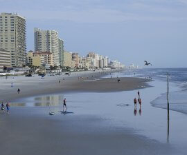 Daytona Beach and resorts