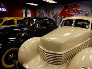 car exhibit