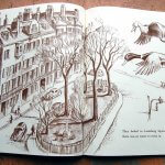 R McCloskey Make Way for Ducklings illustration