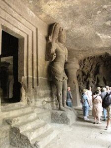 elephanta caves mumbi india