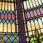 historic preservation stained glass Florida Capitol