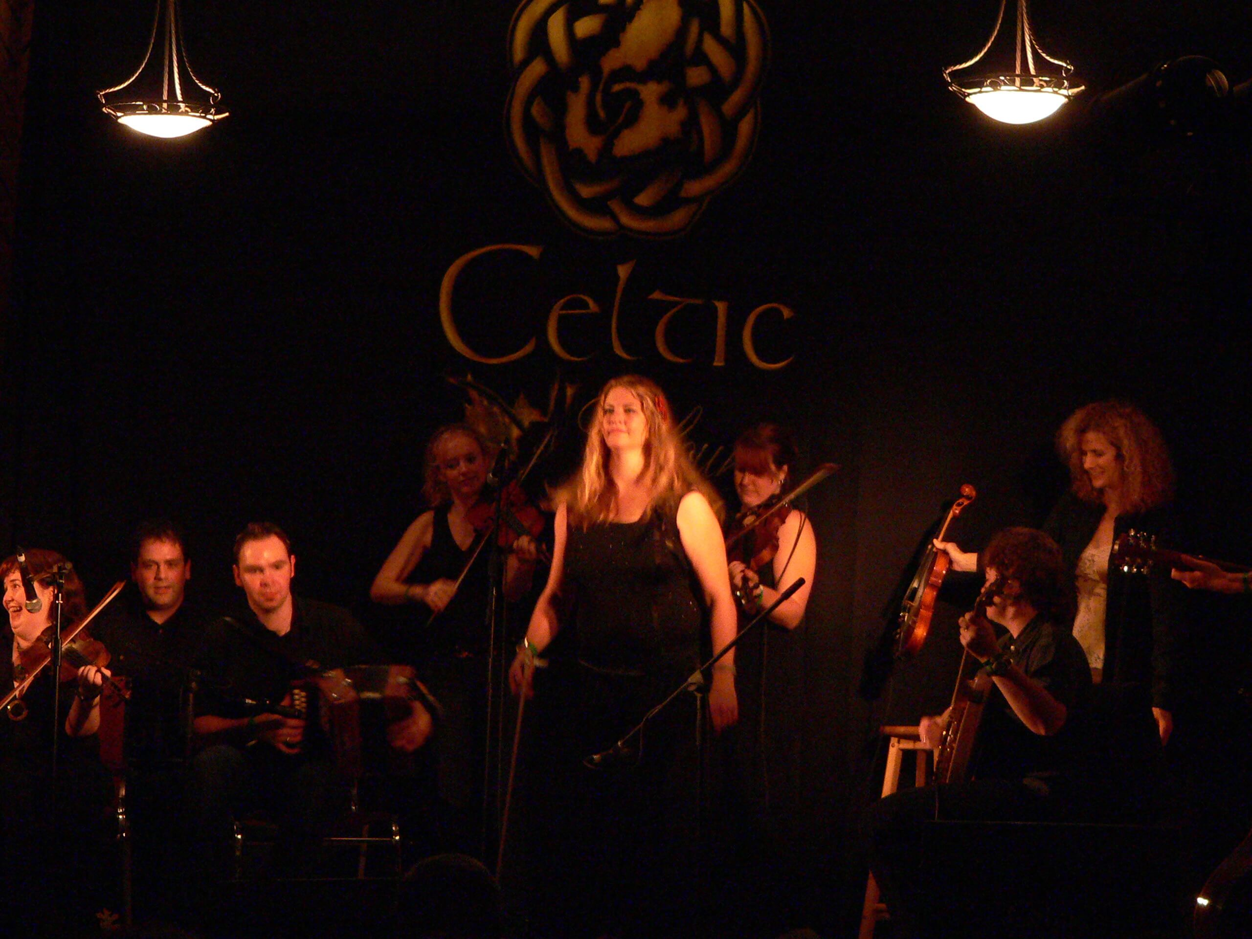celtic colours finale at bigpond copyright kerry dexter