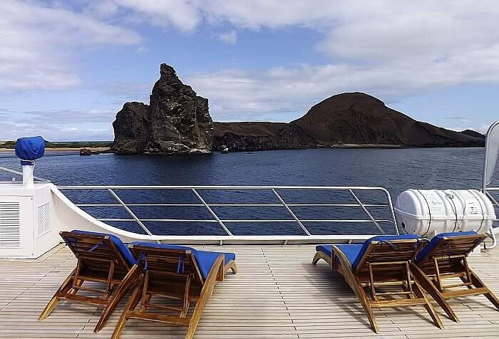 Galapagos Islands cruise best booked through a travel agent
