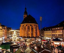 German Christmas market (by Tobias Schwert)