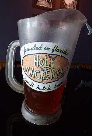 Mack House beer