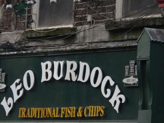 burdock sign dublin