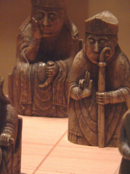 lewis chessmen by kerry dexter