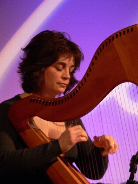 mary ann kennedy harp celtic connections copyright kerry dexter