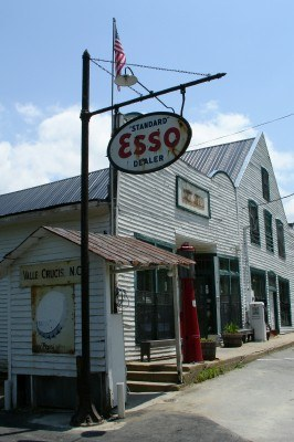 Mast General Store, Valle Crucis NC (Scarborough photo)