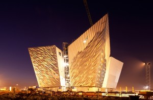 titanic belfast museum tourism ireland photo