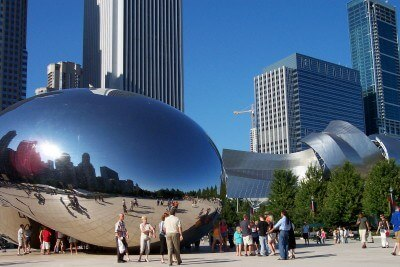 Highlights of Millennium Park, Chicago (Scarborough photo)