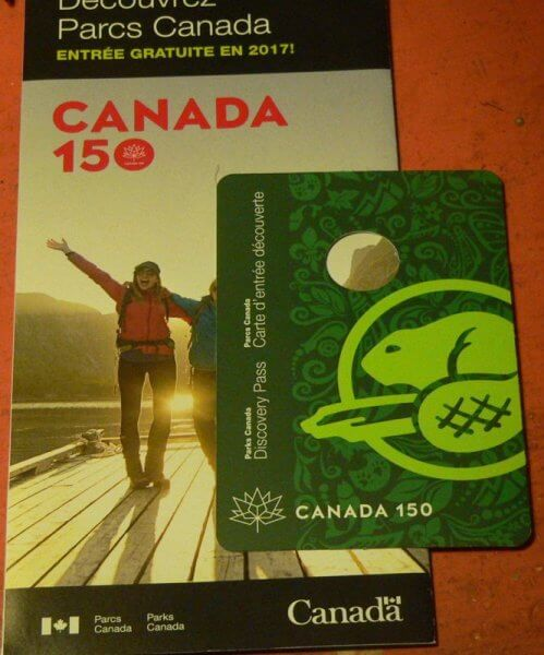 parks canada canada 150 discovery pass