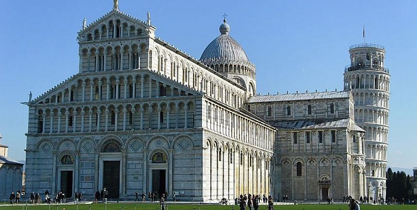 day trip to Pisa from Florence