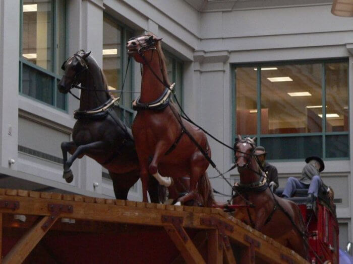 stagecoach national postal museum copyright k dexter
