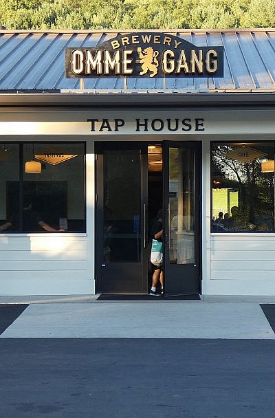 Ommegang Tap House near Cooperstown Finger Lakes