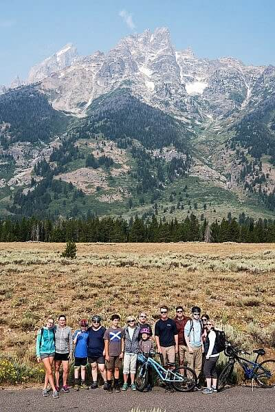Family fun in Yellowstone National Park