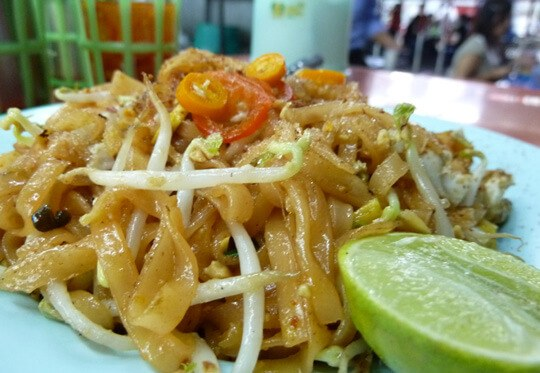 Pad Thai on Chidlom