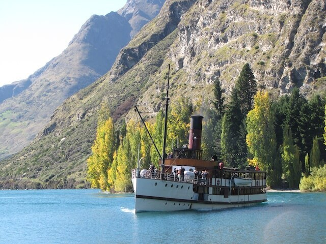 queenstown cruise