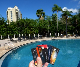 travel rewards cards