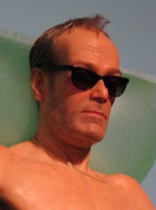 ron mueck sun bathing