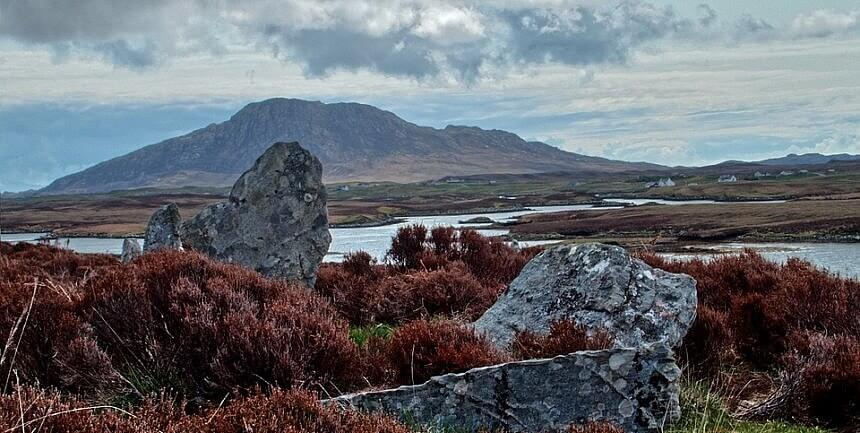 scotland-archaeology north uist outer hebrides