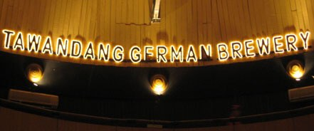 Tawandang German Brewery