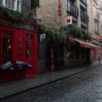 temple bar dublin Ireland street by kerry dexter