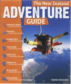 the new zealand adventure guide