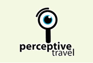 The July issue of Perceptive Travel now online